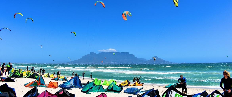 Blouberg Cape town Kiteboarding Lessons slider