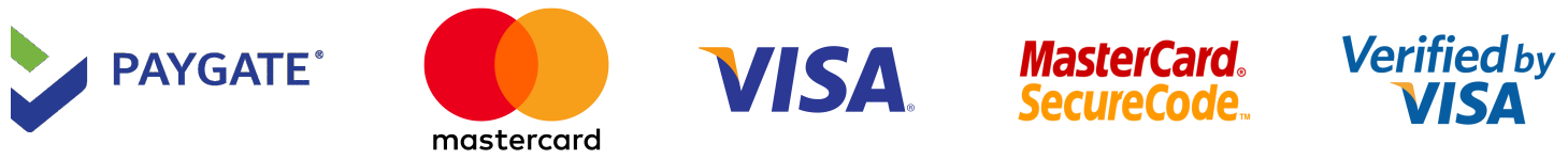Paygate Mastercard Visa Logos Where The Ride Of Your Life